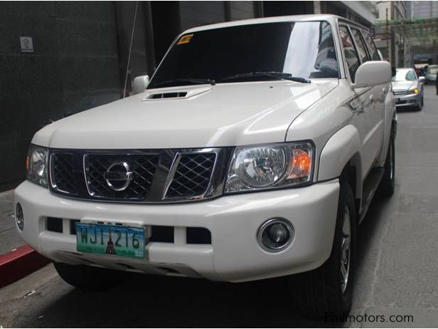 Used Nissan Patrol Super Safari for sale in Makati City