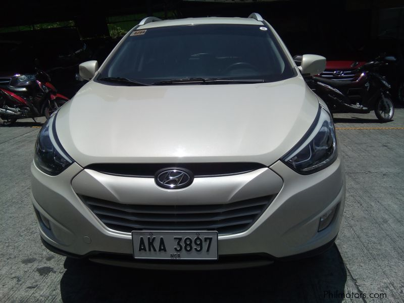 Pre-owned Hyundai Tucson GL for sale in Countrywide