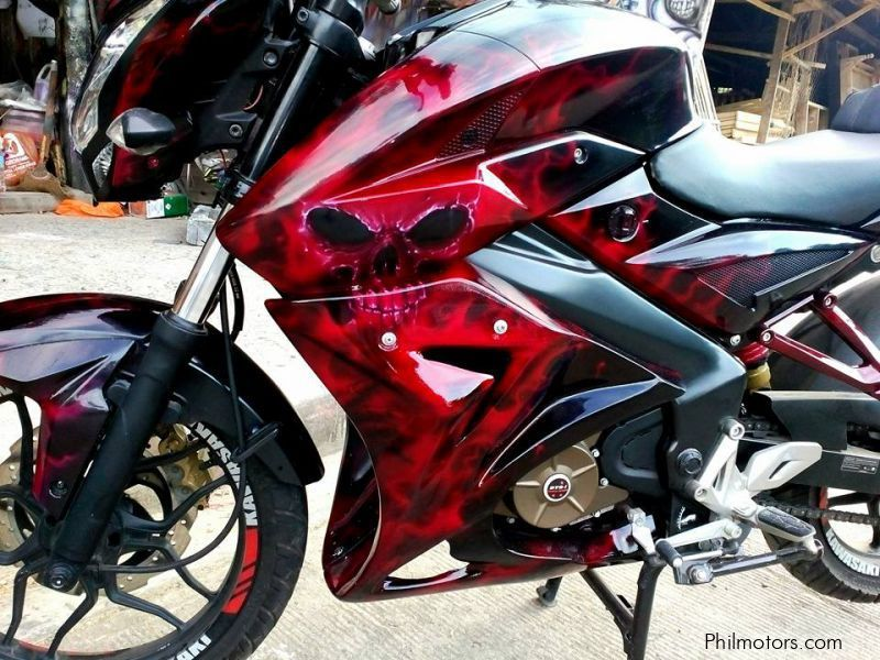 Used Kawasaki 200NS for sale in Misamis Oriental