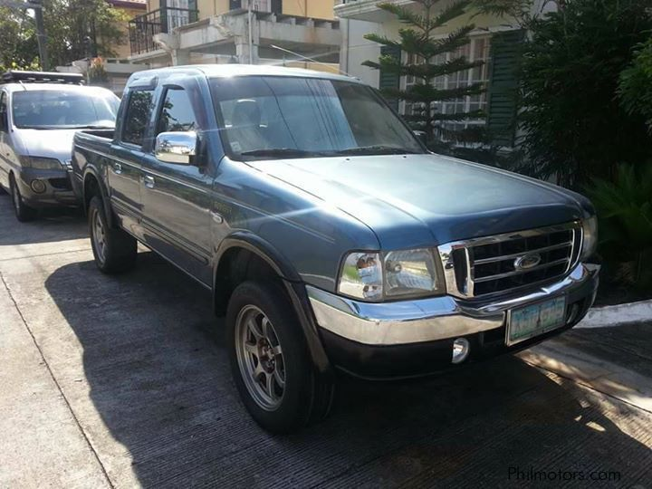 Pre-owned Ford Ranger Trekker for sale in Countrywide
