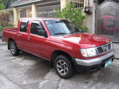 Used Nissan Frontière for sale in Quezon City