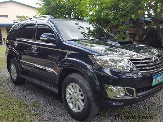 Pre-owned Toyota Fortuner G VNT for sale in Countrywide