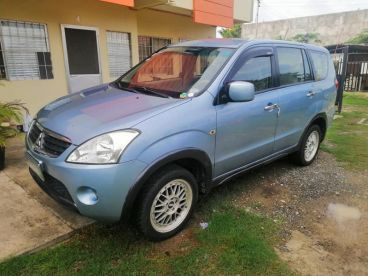Pre-owned Mitsubishi fuzion gls for sale in