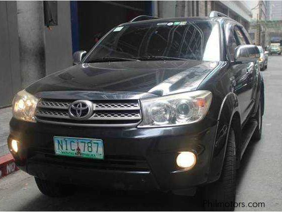 Used Toyota Fortuner G for sale in Makati City