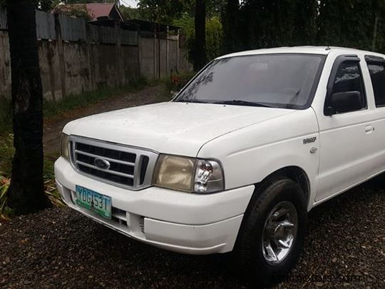 Pre-owned Ford Ranger for sale in Countrywide