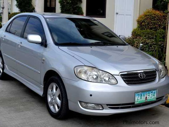 Used Toyota Altis for sale in Occidental Mindoro