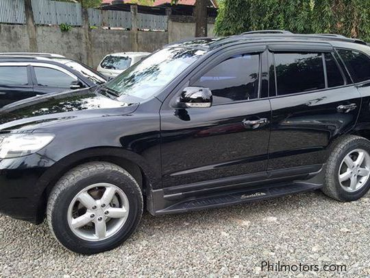 Pre-owned Hyundai Santa Fe for sale in Countrywide