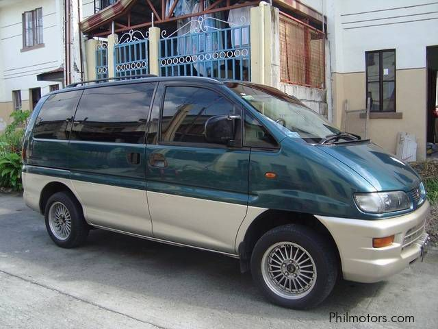 Used Mitsubishi Space Gear for sale in Makati City