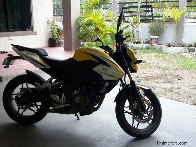 Used Kawasaki Rouser NS 200 for sale in Negros Oriental