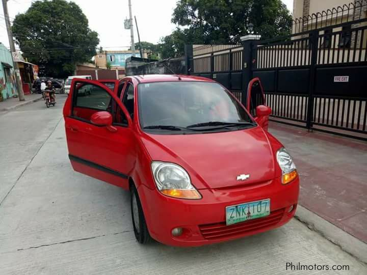Used Chevrolet Spark for sale in Batangas