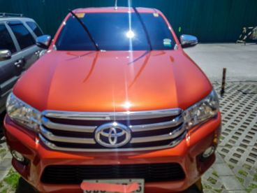 Pre-owned Toyota Hilux Revo 2016 G 2.4 AT for sale in