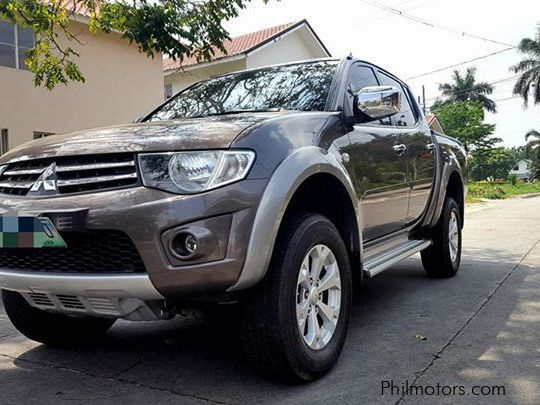 Pre-owned Mitsubishi Strada GLS-V for sale in Countrywide