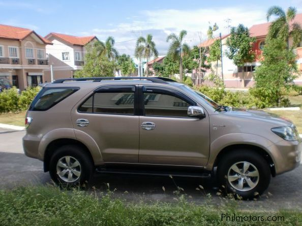 Used Toyota Fortuner for sale in Benguet