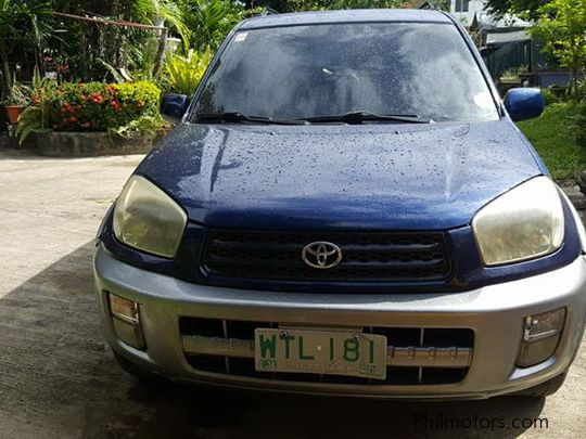 Pre-owned Toyota Rav4 Local Unit for sale in Countrywide