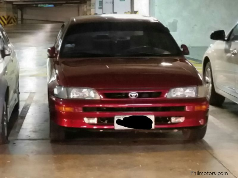 Used Toyota Corolla for sale in Quezon City