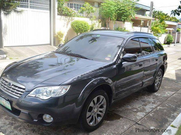 Used Subaru Outback 3.0 H-6 Premium for sale in Manila