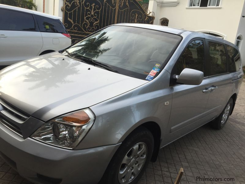 Pre-owned Kia Carnival for sale in Countrywide