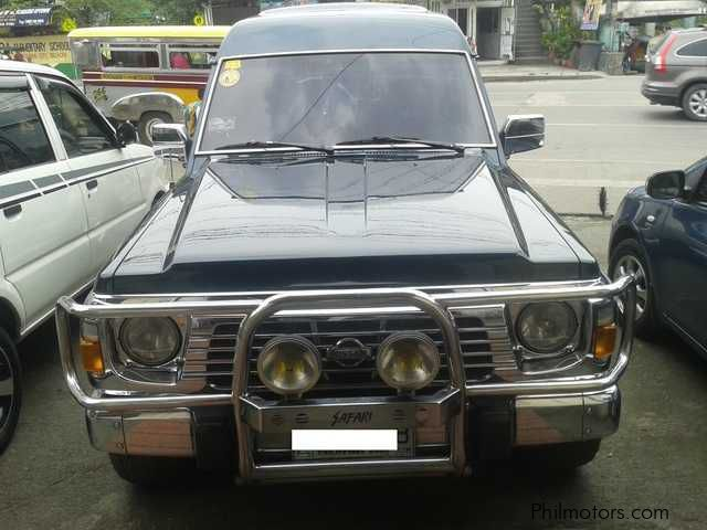 Used Nissan Nissan Super Safari Patrol for sale in Antipolo City