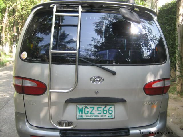 Used Hyundai Starex for sale in South Cotabato