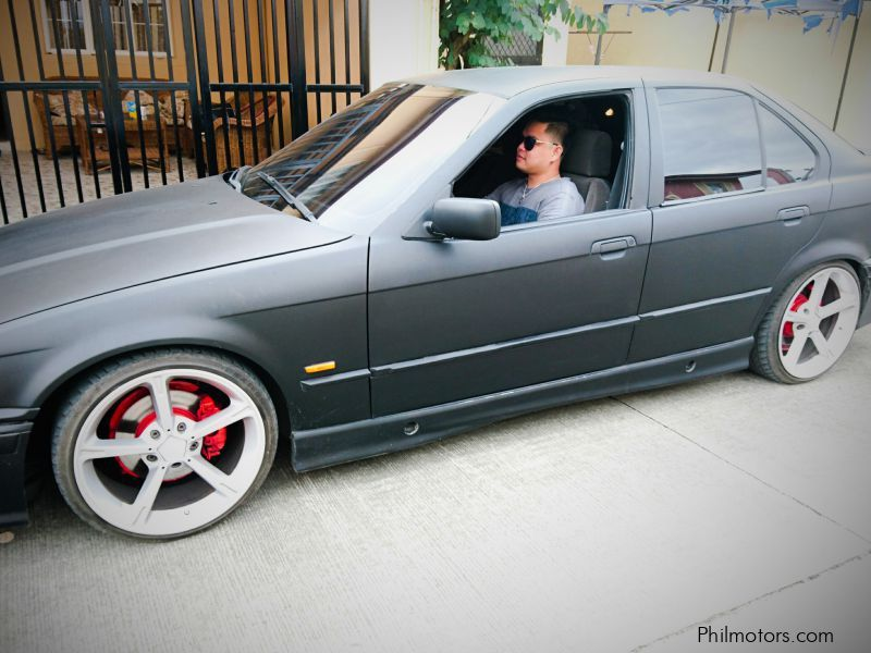 Used BMW e36 316i for sale in Batangas