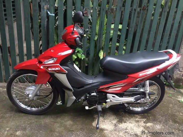 Used Suzuki Smash 115 for sale in Bulacan