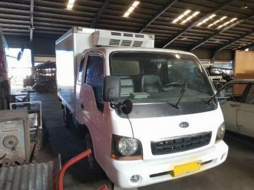 Pre-owned Kia Refrigerated Freezer Van for sale in