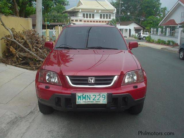 Used Honda CR-V for sale in Manila