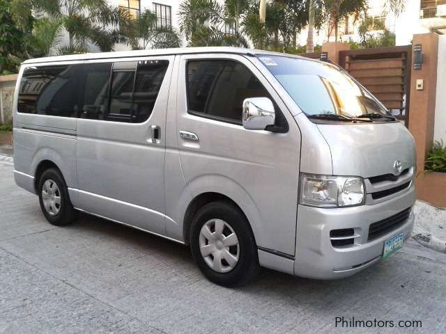 Used Toyota Hi-Ace for sale in Antipolo City