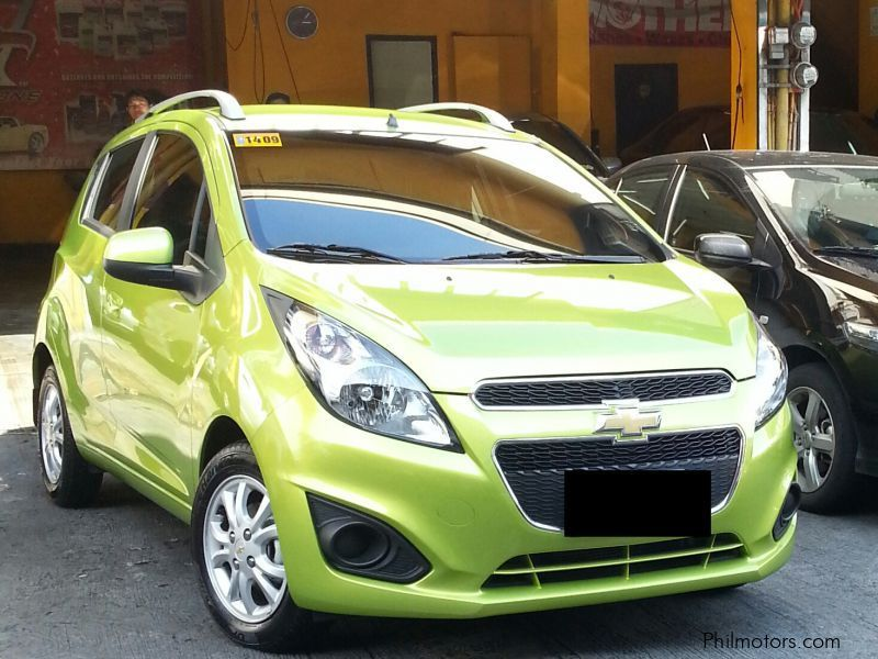 Used Chevrolet Spark for sale in Pasig City