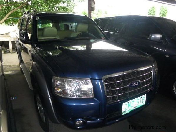 Used Ford Everest for sale in Valenzuela City