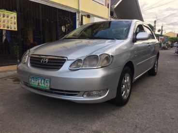 Pre-owned Toyota Corolla Altis G for sale in
