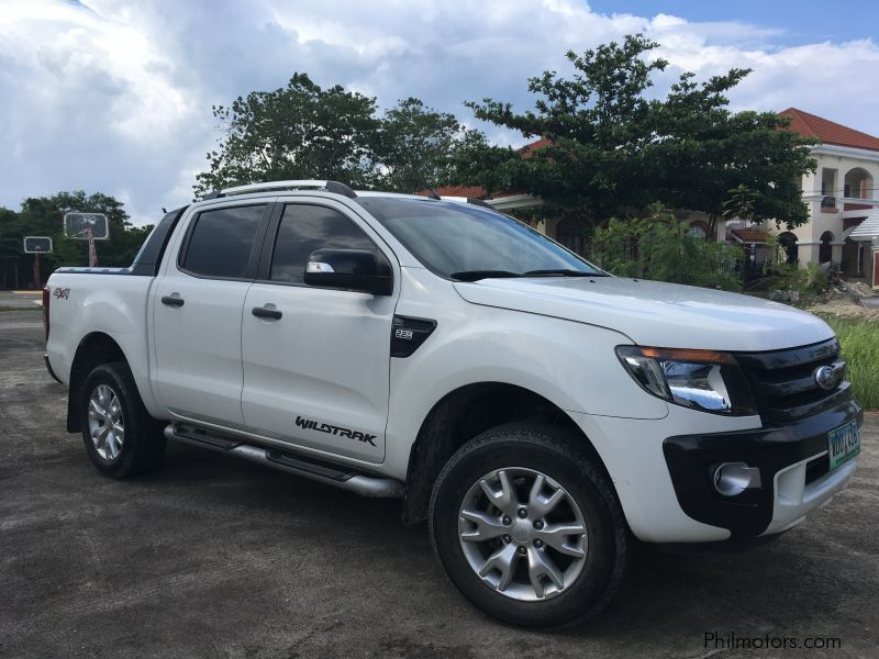 Pre-owned Ford Ranger Wildtrack 4x4 Automatic for sale in