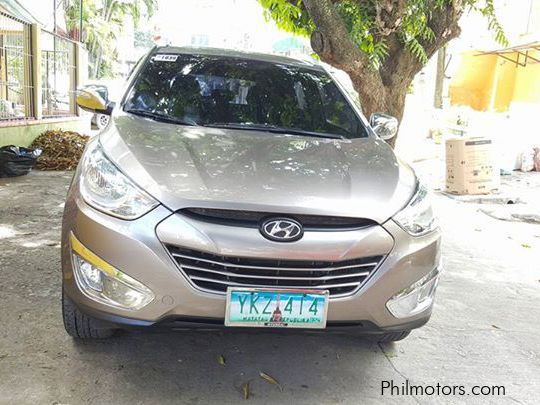 Pre-owned Hyundai Tucson CRDI for sale in Countrywide