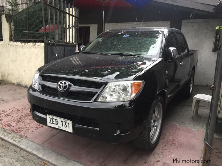 Pre-owned Toyota Hilux E for sale in Countrywide