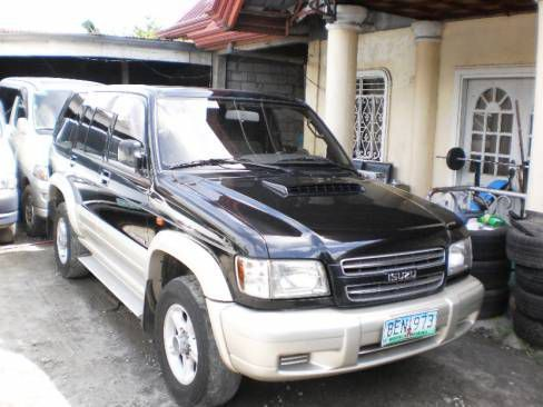 Used Isuzu Trooper for sale in Paranaque City