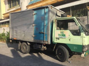 Pre-owned Mitsubishi Fuso Canter for sale in