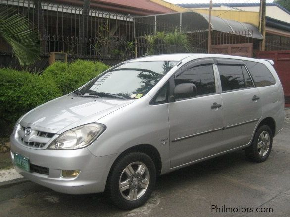 Used Toyota Innova for sale in Pampanga