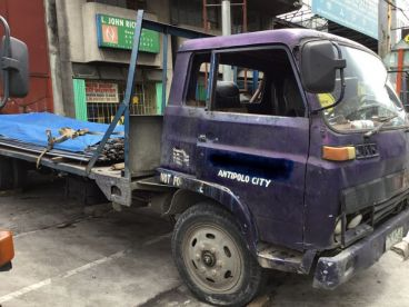 Pre-owned Isuzu Forward for sale in