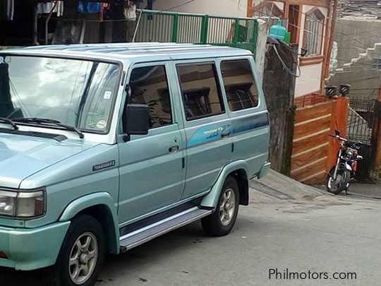 Used Toyota Tamaraw FX for sale in Benguet