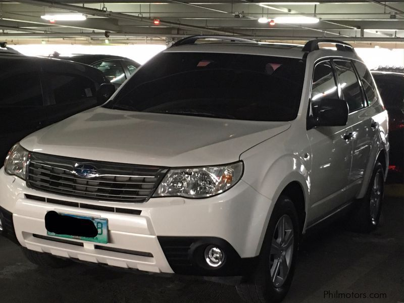 Used Subaru Forester for sale in Caloocan City