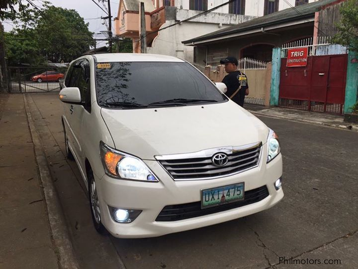 Pre-owned Toyota Innova G for sale in Countrywide
