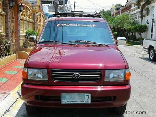 Used Toyota Revo GL for sale in Marikina City