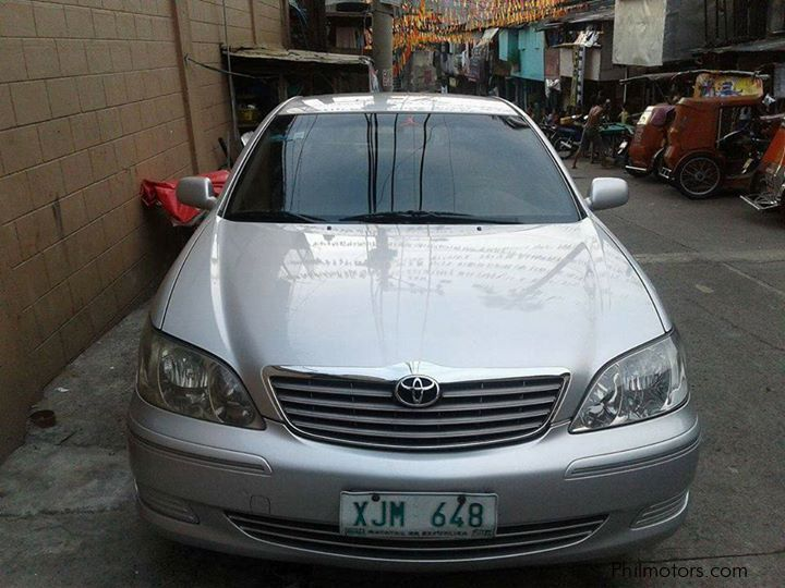 Used Toyota Camry for sale in Laguna