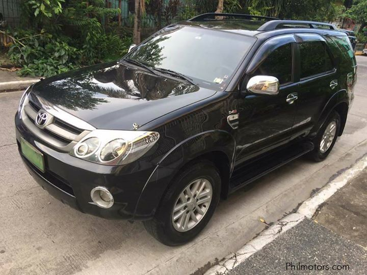 Used Toyota Fortuner G for sale in Muntinlupa City