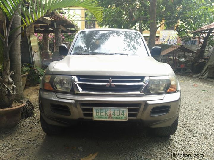 Pre-owned Mitsubishi Pajero Ck Limited for sale in Countrywide