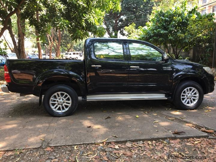 Pre-owned Toyota Hilux 4x4 for sale in