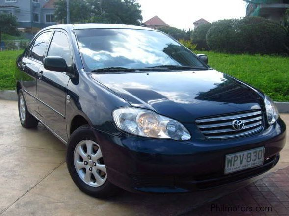 Used Toyota Altis for sale in Pasay City