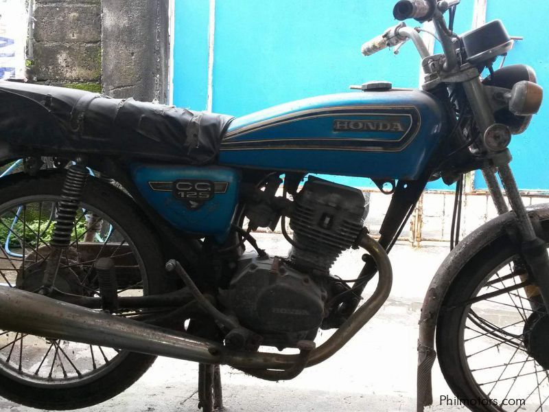 Used Honda CG 125 1980 Model for sale in Pampanga