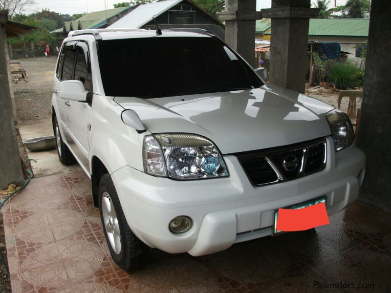 Pre-owned Nissan Xtrail for sale in Countrywide