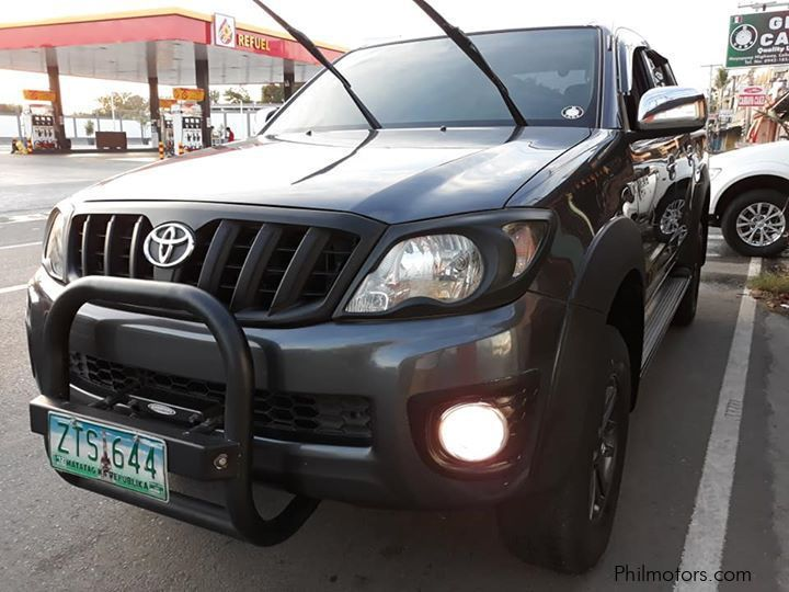 Pre-owned Toyota Hilux G for sale in